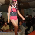 Pasarela Chica Hooters 2014 Disfraz Costa Rica - 042