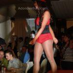 Pasarela Chica Hooters 2014 Disfraz Costa Rica - 045