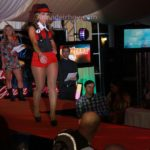 Pasarela Chica Hooters 2014 Disfraz Costa Rica - 047