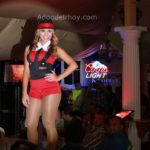 Pasarela Chica Hooters 2014 Disfraz Costa Rica - 049