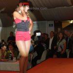 Pasarela Chica Hooters 2014 Disfraz Costa Rica - 052