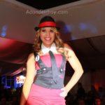 Pasarela Chica Hooters 2014 Disfraz Costa Rica - 054