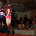 Pasarela Chica Hooters 2014 Disfraz Costa Rica - 062