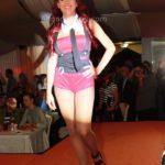 Pasarela Chica Hooters 2014 Disfraz Costa Rica - 066