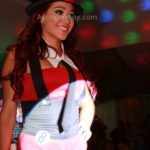 Chica Hooters 2014 Disfraz
