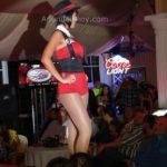 Pasarela Chica Hooters 2014 Disfraz Costa Rica - 074