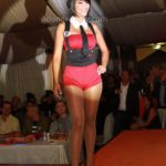 Pasarela Chica Hooters 2014 Disfraz Costa Rica - 079