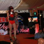 Pasarela Chica Hooters 2014 Disfraz Costa Rica - 095