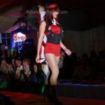 Pasarela Chica Hooters 2014 Disfraz Costa Rica - 098