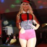 Pasarela Chica Hooters 2014 Disfraz Costa Rica - 121