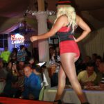 Pasarela Chica Hooters 2014 Disfraz Costa Rica - 126