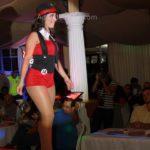 Pasarela Chica Hooters 2014 Disfraz Costa Rica - 128