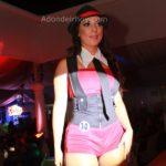 Pasarela Chica Hooters 2014 Disfraz Costa Rica - 132