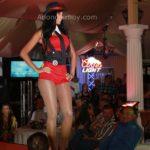 Pasarela Chica Hooters 2014 Disfraz Costa Rica - 136