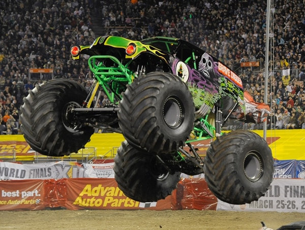 Monster Jam Costa Rica 2014 con ocho pilotos confirmados