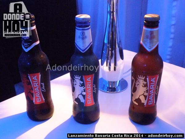 Nueva Imagen de Cerveza Bavaria