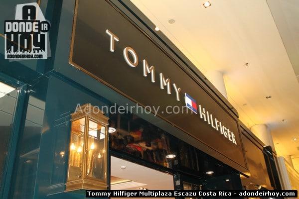 Remodelada Tienda Tommy Hilfiger en Multiplaza Escazu