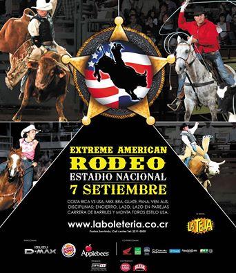 Permisos del Extreme American Rodeo Listos