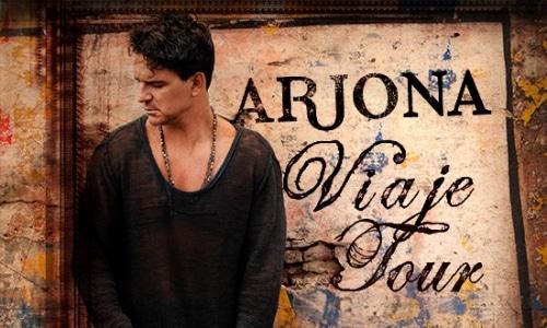 Palcos para el concierto de Ricardo Arjona