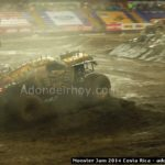 Carreras Monster Jam 2014 Costa Rica - 051