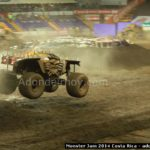 Carreras Monster Jam 2014 Costa Rica - 052