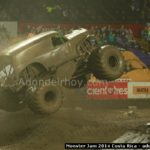 Carreras Monster Jam 2014 Costa Rica - 060