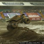Freestyle Monster Jam 2014 Costa Rica - 056