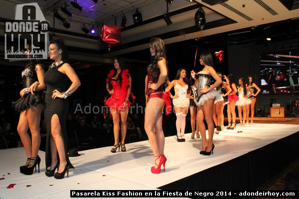 Pasarela Kiss Fashion Fiesta de Negro 2014 - 251