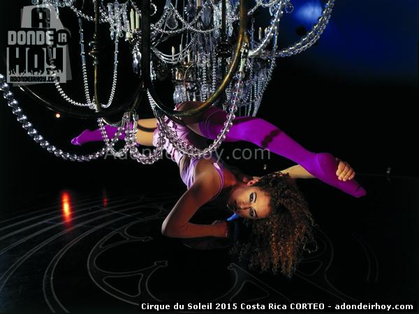 Carpa del Cirque Du Soleil 2015