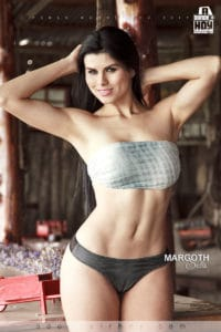 Margoth Solis Modelo Adondeirhoy Abril 2015
