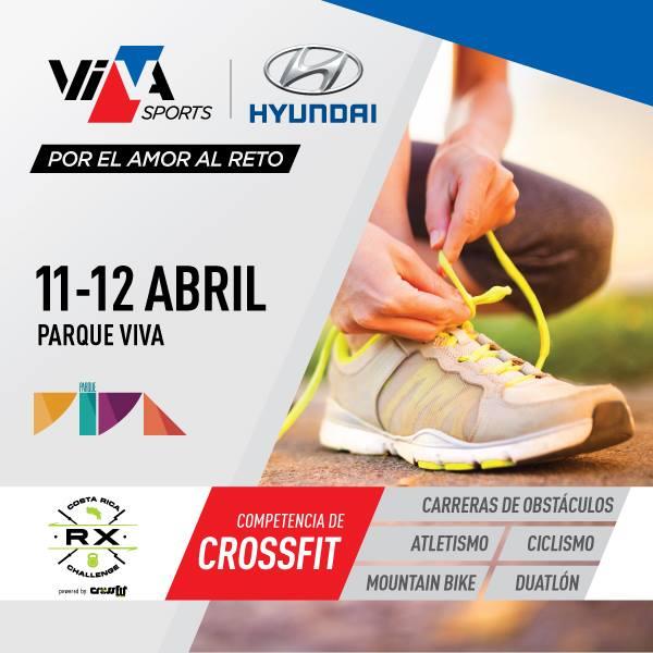 Deportes en Parque Viva desde Ciclismo hasta Crossfit