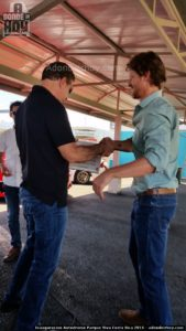 Carlos Rodriguez - Inauguracion Autodromo Parque Viva