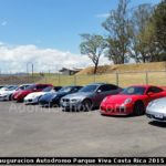 Inauguracion Autodromo Parque Viva Costa Rica