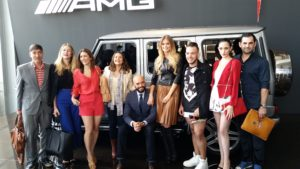 Mercedes Benz Fashion Week San Jose 2015