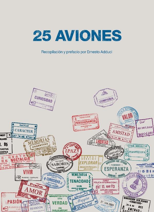 25 Aviones Relatos Para Viajar