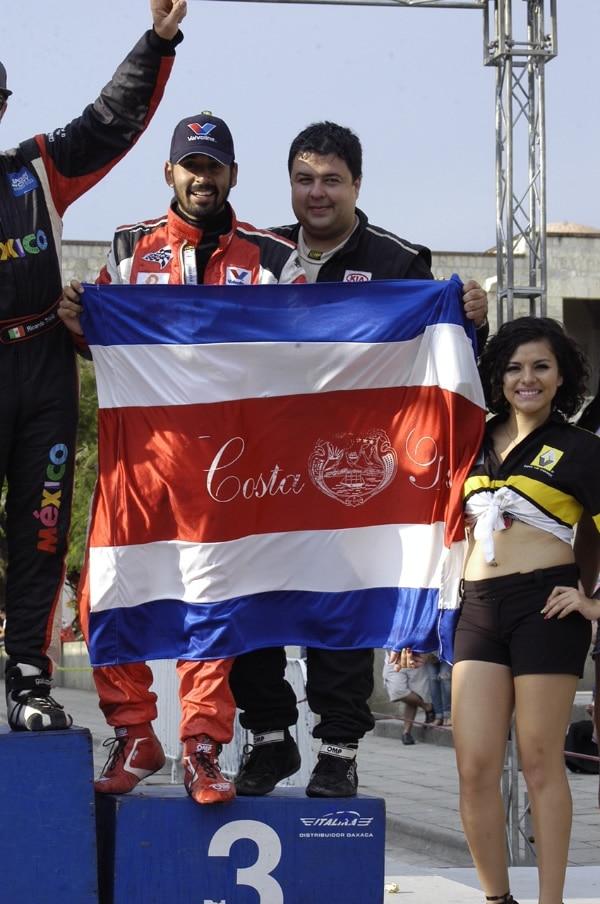 Costa Rica en Rally NACAM Championship