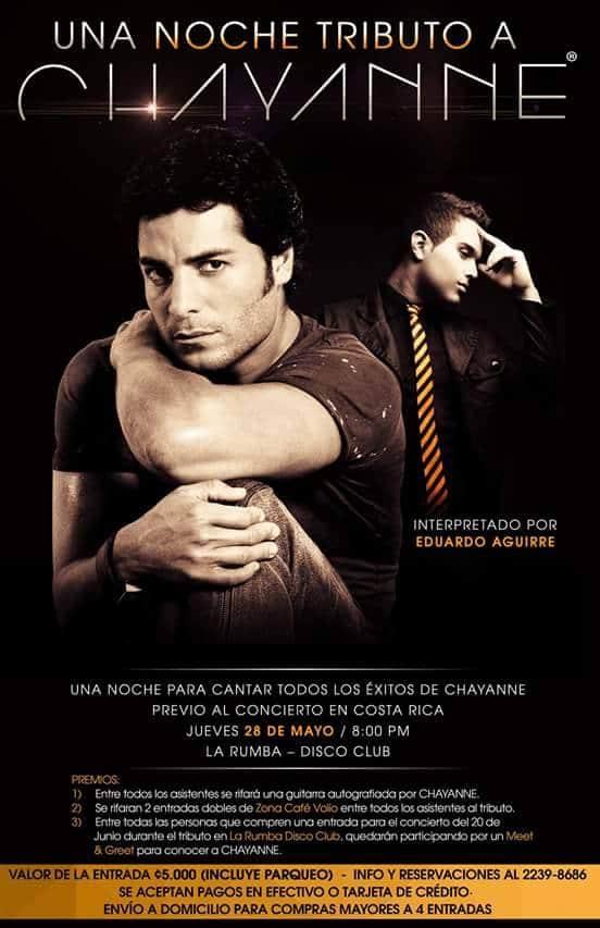 Chayanne por Eduardo Aguirre