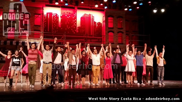 West Side Story en Costa Rica - Reseña