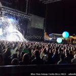 Blue Man Group cautiva a Costa Rica