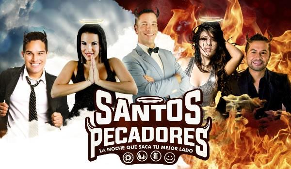 Santos Pecadores 2015 Una Fiesta de Emociones