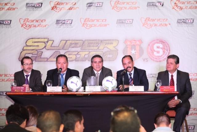 Super Clasico 2015 se Juega en Julio