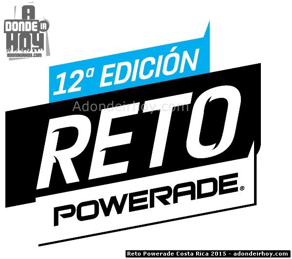Reto Powerade 2015 con Grandes Premios