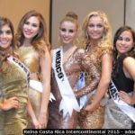 Reina Costa Rica Intercontinental 2015