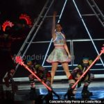 Fotos de Katy Perry en Costa Rica - Prismatic World Tour