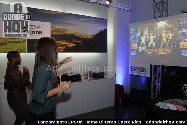 Full HD los nuevos Videoproyectores EPSON Home Cinema