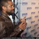 Garret Britton - Lanzamiento EPSON Home Cinema en Costa Rica