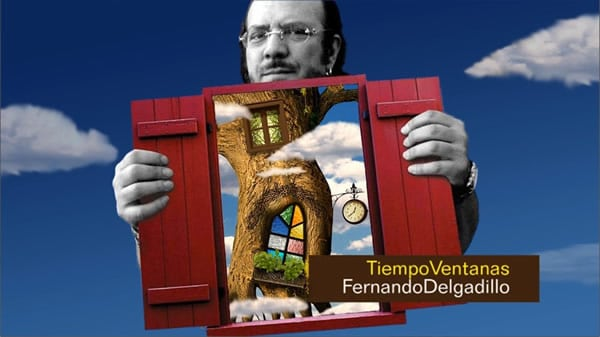 Fernando Delgadillo Tiempo Ventanas
