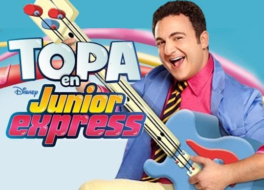 TOPA en Junior Express en Costa Rica