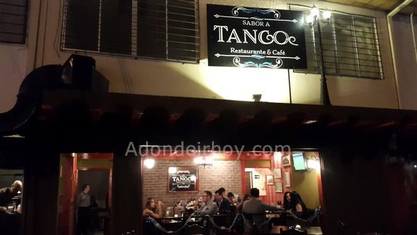 Sabor a Tango Buena Comida en Serio