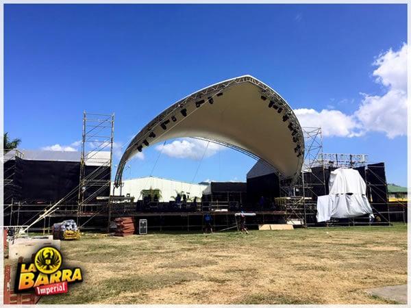 Agenda Barra Imperial 2016 Fiestas Palmares